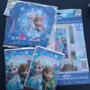 Disney Frozen Part Bundle